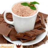نوشیدنی نعنا و شکلات
