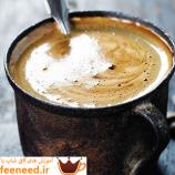 طرز تهیه شیر قهوه مخصوص با قهوه ترک