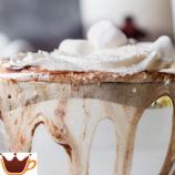 طرز تهیه هات چاکلت شیر عسلی