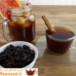 طرز تهیه چای گیلاس قهوه، کاسکارا