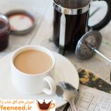 طرز درست کردن قهوه کافه آئو لایت