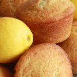 طرز پخت مافین لیمو و نارگیل