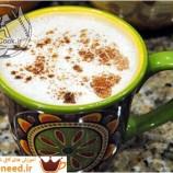شیر عسلی دارچینی